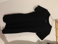 J.ING Melanie Black T-Shirt Dress Review