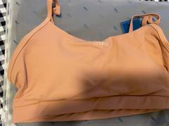 J.ING Peach Puff Scoop Neck Bra Top Review