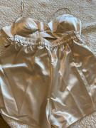 J.ING Quartz Satin Sleep Shorts Review