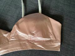 J.ING Rosé Satin Bra Review