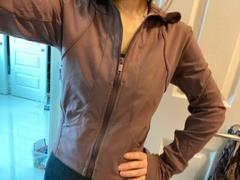 J.ING Plum Zip-Up Track Jacket Review