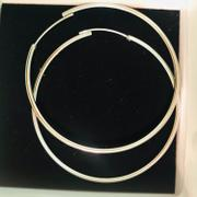 J.ING Marie Silver Hoops Review