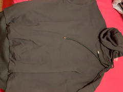 J.ING Dazzling Charcoal Oversized Hoodie Review