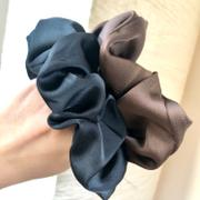 J.ING Black Hair Scrunchie Review