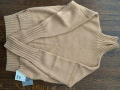 J.ING Toasted Wheat High Neck Sweater Review