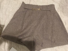 J.ING Elyse Tan Belted Shorts Review