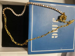 J.ING Ines Gold Chain Necklace Review
