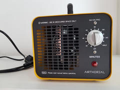 Airthereal MA10K-PRO Ozone Generator, 10000mg/h, up to 2000 sq.ft., Kill Virus Bacteria Review