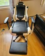 GTRACING Footrest Series // GT901-WHITE Review