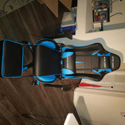 GTRACING Footrest SERIES // GT909-BLUE Review