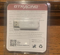 GTRACING GTRACING Bluetooth USB Adapter Transmitter Review