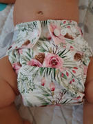 My Little Gumnut Modern Cloth Nappy - Floral Review