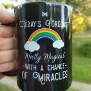 The Miracles Store Today's Forecast - Mostly Magical Mug Review