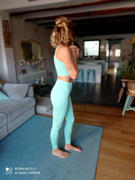 Believe Athletics Flow Legging en Menta Review