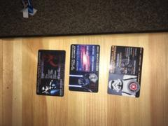 Epic IDs Custom Order [Kazdan/Harrison] - Star Wars Themed ID Cards w/Customizations (Three) Review