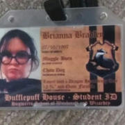 Epic IDs Hogwarts School 'Hufflepuff' Harry Potter Inspired Student ID [Photo Personalized] Review