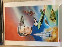 The Gerry Anderson Store Thunderbirds Are GO Artist Signed Print (Official & Exclusive] Review