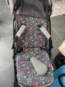 CuddleCo Comfi-Cush Memory Foam Stroller Liner- Star Bright Review