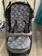 CuddleCo Comfi-Cush Memory Foam Stroller Liner - Hedgehogs Review