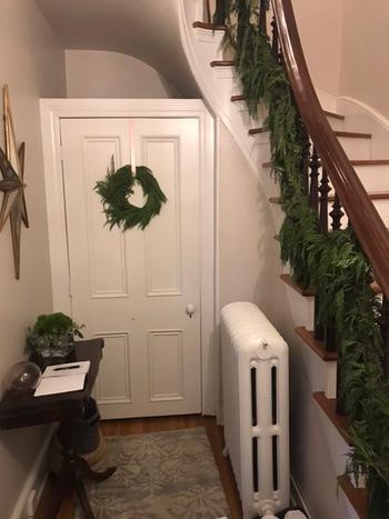 Lynch Creek Wreaths  Cedar Garland Review