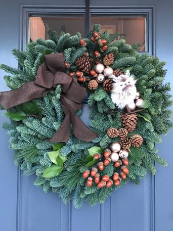 Lynch Creek Wreaths  Rustic Wreath Hanger Review