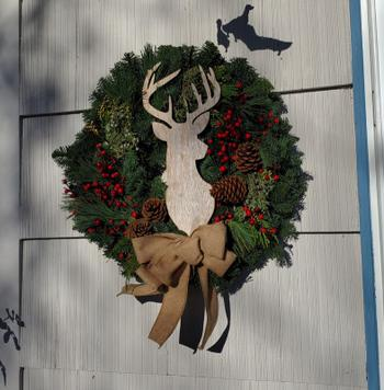Lynch Creek Wreaths  King of the Forest Review