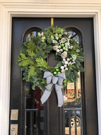 Lynch Creek Wreaths  Merry Mint Review