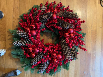 Lynch Creek Wreaths  Pacific Pepperberry Review