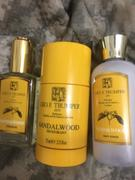 West Coast Shaving Geo F Trumper Sandalwood Deodorant Stick, 75ml Review