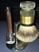 West Coast Shaving Muhle R41 Double Edge Safety Razor, Open Comb, Rosegold Review
