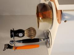West Coast Shaving WCS Stand 311, Black Review