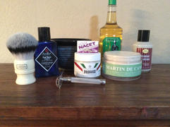West Coast Shaving Martin de Candre Shaving Soap, Le Fougere Review