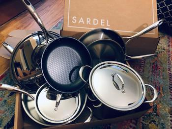 Sardel Full Set Review