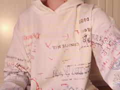 AESTHENTIALS GRAFFITI HOODIES Review