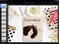 DigitallyWild How to create Digital Planner - Course - Includes step by step tutorials - Digital planner templates and more than 100 resources for commercial use Review