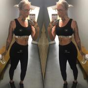 Just Strong Jet Black Just Strong Leggings Review