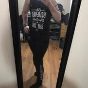 Just Strong JET BLACK JUST STRONG JOGGERS Review