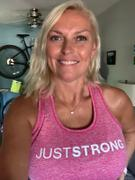 Just Strong Pink Seamless Sculpt Tank Review