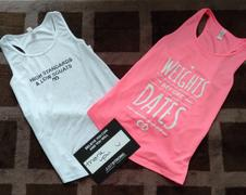 Just Strong WEIGHTS BEFORE DATES TANK Review