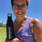 Just Strong JUST STRONG VACUUM SEALED WATER BOTTLE Review