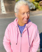 Just Strong Baby Pink Organic Zip Up Jacket Review