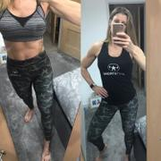 Just Strong GREEN CAMO BOLDER LEGGINGS Review