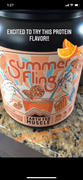 Earth Fed Muscle Summer Fling Orange Creamsicle Grass Fed Whey Protein Review