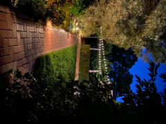 Hoselink Warm White Solar Party Bulb String Lights - 25 Bulb Extension Review