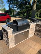 Grilla Grills Silverbac Alpha Built-In Review