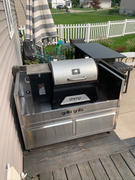 Grilla Grills Grilla Outdoor Kitchen Cabinet (for Built-In) Review