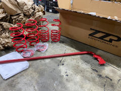 ZZPerformance ZZP Sonic Lowering Springs Review