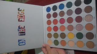 Lurella Cosmetics On The Edge Palette - 36 Colors Review