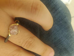GERMAN KABIRSKI Faithe Spinel Ring Review
