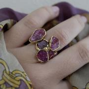 GERMAN KABIRSKI Lotis Ruby Ring Review